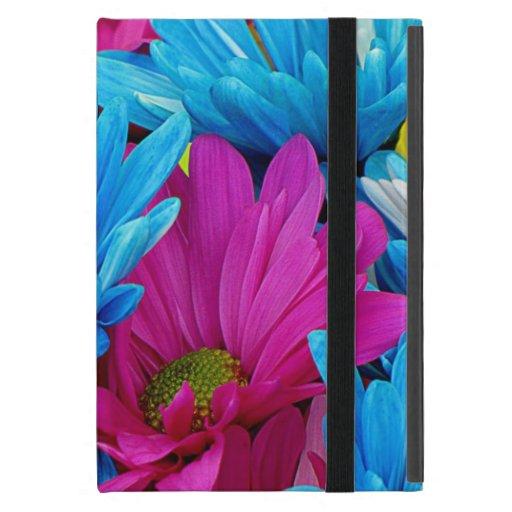 Decoración 42 Powiscases de la flor iPad Mini Cárcasa