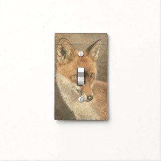 Decoración animal fresca linda del hogar del tapa para interruptor