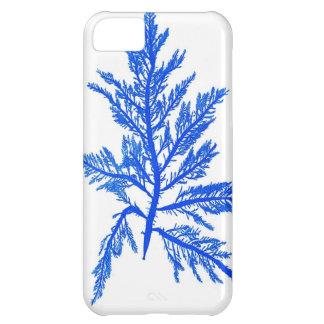 Decoración botánica costera de no. 7 azules de la