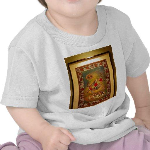 decoración camiseta