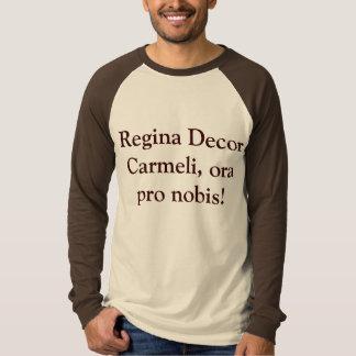 ¡Decoración Carmeli, favorables nobis de Regina Camisas