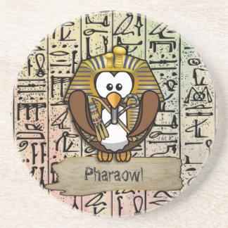 Decoración casera de Pharaowl Posavasos Diseño
