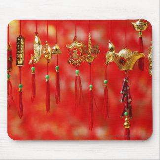 Decoración china del Año Nuevo Alfombrilla De Ratones