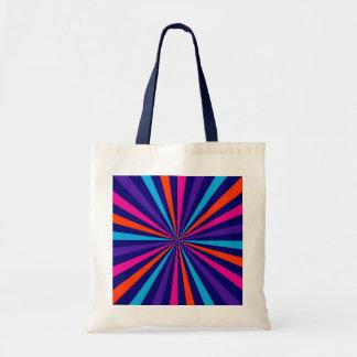 Decoración colorida de la rueda de hilado de la bolsa tela barata