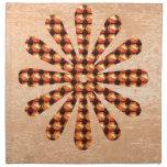 Decoración de la estrella de la chispa: Regalos de Servilleta