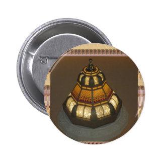 Decoración de la joya de la chispa de NVN14 Pin Redondo De 2 Pulgadas