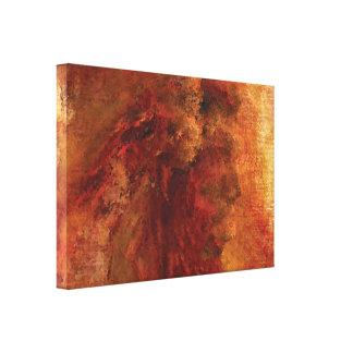 Decoración de la pared del abrigo de la lona del n impresion de lienzo