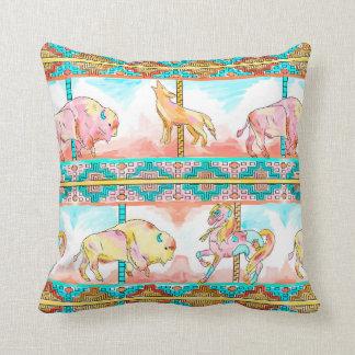 decoración del cuarto de niños de la almohada de