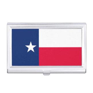 Decoración del diseño de la bandera del estado de caja de tarjetas de negocios