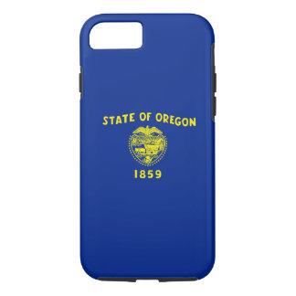 Decoración del diseño de la bandera del estado de funda iPhone 7