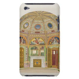 Decoración del fresco en la casa de verano de Buck Barely There iPod Carcasas