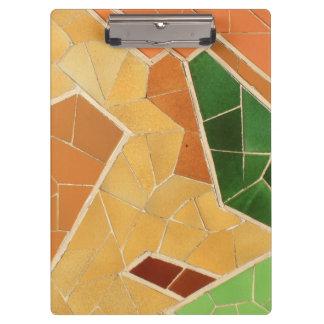 Decoración del mosaico
