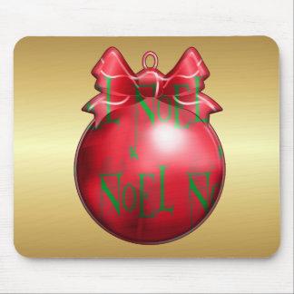 Decoración del navidad de Noel Alfombrillas De Raton
