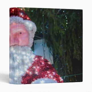 """Decoración del navidad de Papá Noel con las luces Carpeta 1"""""""