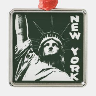 Decoración del recuerdo de Nueva York del ornament Ornamentos De Reyes Magos