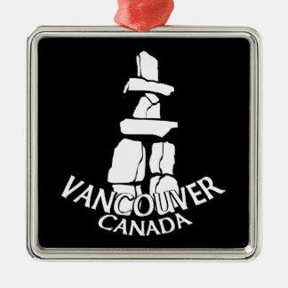 Decoración del recuerdo del ornamento de Vancouver Ornamento De Navidad