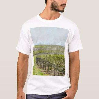 Decoración del vino y de la uva playera