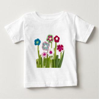 decoración floral camisas