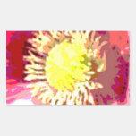 Decoración floral de STBX para el regalo, saludos, Rectangular Altavoces
