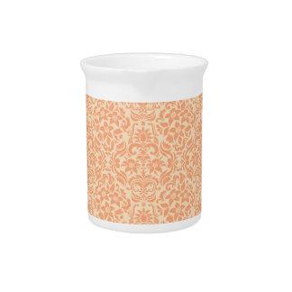 Decoración floral del florero o de la jarra del bo