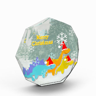 Decoración linda de las Felices Navidad de los din