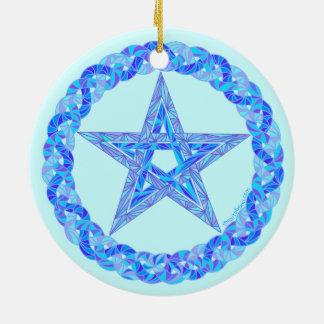 Decoración pagana del árbol del día de fiesta de ornamento para reyes magos
