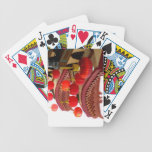 Decoraciones chinas baraja de cartas