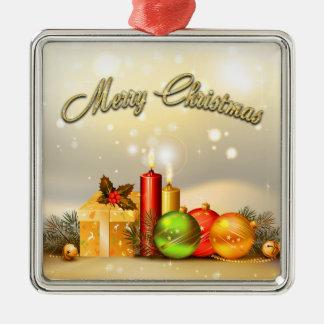 Decoraciones coloridas de la vela de las Felices N Ornamento Para Reyes Magos