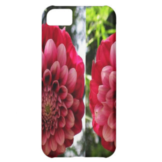 Decoraciones de la FLOR: Pares subiós n rojos Carcasa iPhone 5C