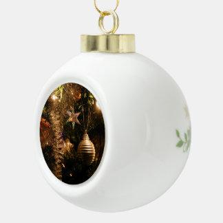 Decoraciones del árbol de navidad