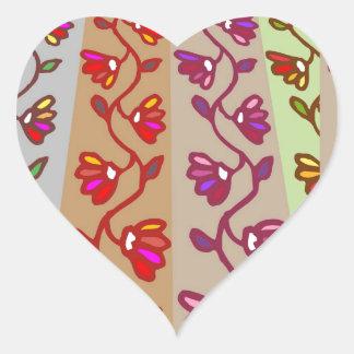 Decoraciones del día de fiesta: Guirnaldas de la Pegatina En Forma De Corazón