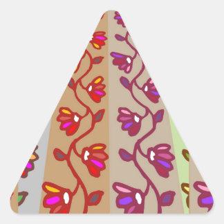 Decoraciones del día de fiesta: Guirnaldas de la Pegatina Triangular
