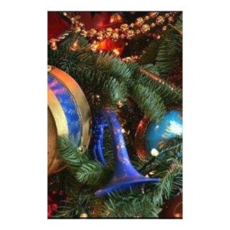 decoraciones del navidad papeleria personalizada