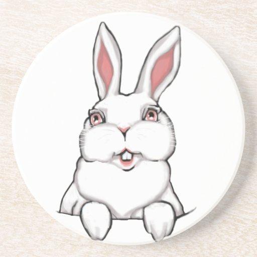 Decoraciones festivas de Pascua de los prácticos d Posavasos Manualidades