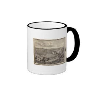 Decorah, Winnesheik Co, Iowa Coffee Mugs