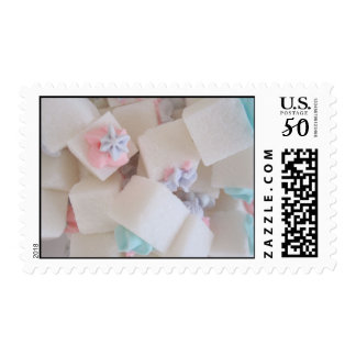 Decorate Sugar Cube Postage