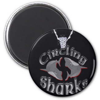 DECORATE THE FRIDGE with SHARKS Magnet
