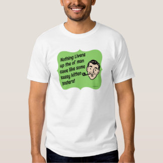 Decorate The Man Cave Snarky Guy T Shirts