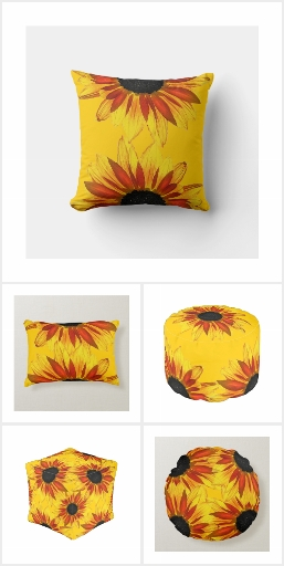 Decorate Your Home with Sunflowers!