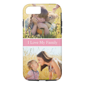Decorate your iPhone with captured memory Photos iPhone 8/7 Case