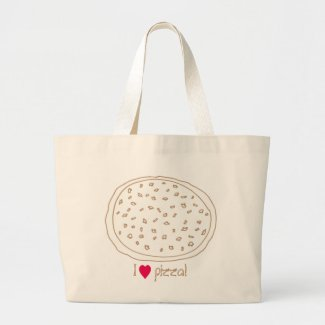 Decorate your own Pizza with Toppings, Bags