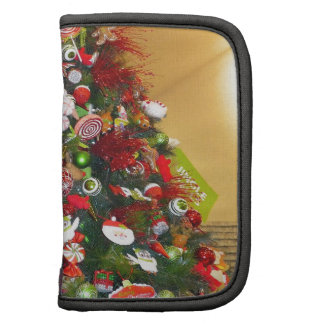 Decorated Christmas Tree Planners