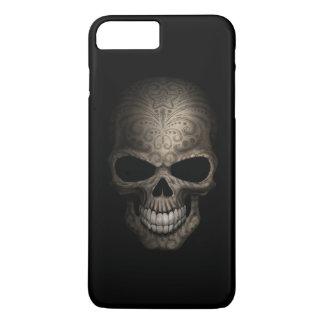 Decorated Dark Skull iPhone 8 Plus/7 Plus Case