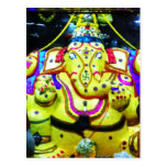 Decorated Ganesha Post Cards