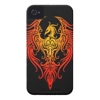 Decorated Tribal Phoenix Case-Mate iPhone 4 Case