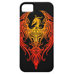 Decorated Tribal Phoenix iPhone 5 Cover