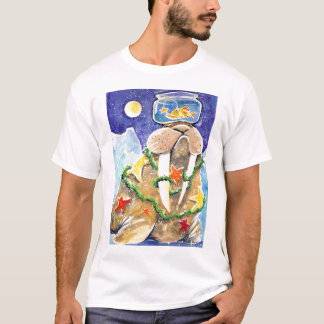 Decorated Walrus T-Shirt