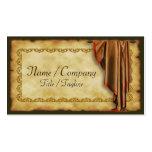 Decorater interior tarjetas personales