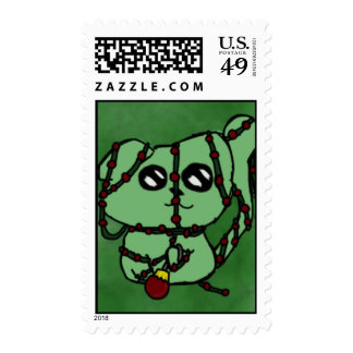 Decoration Kitty Stamp