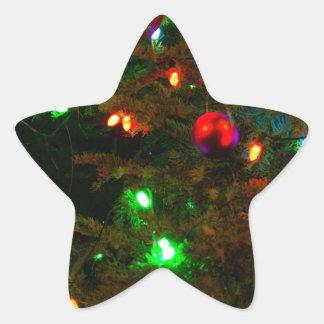 Decorations Glow Star Stickers
